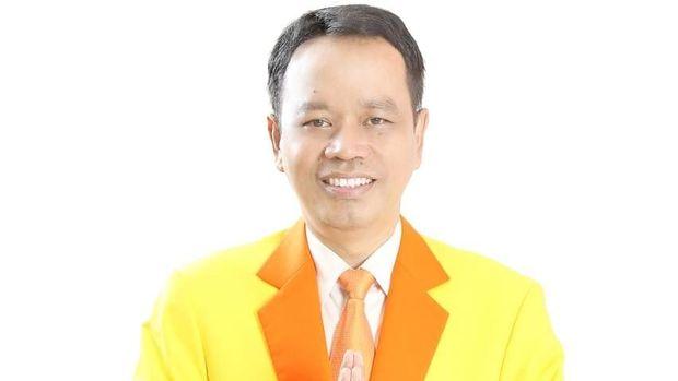 Ketua DPP Partai Berkarya, Badaruddin Andi Picunang
