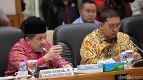 Raker dengan Pemerintah, DPR Minta Sistem Mitigasi Bencana Diperbarui