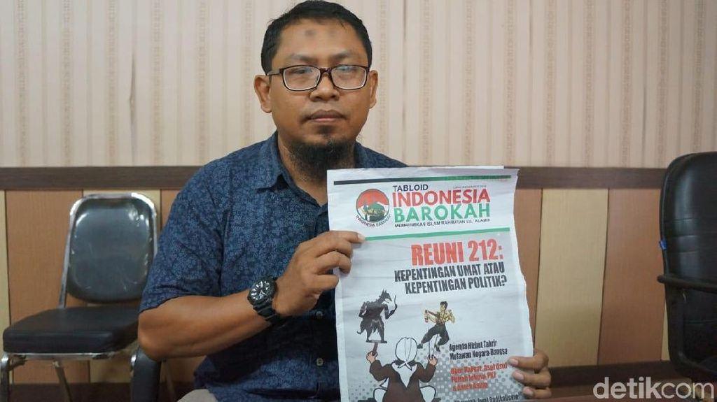 Tim Prabowo Blora: Tabloid Indonesia Barokah Bisa Benturkan Umat