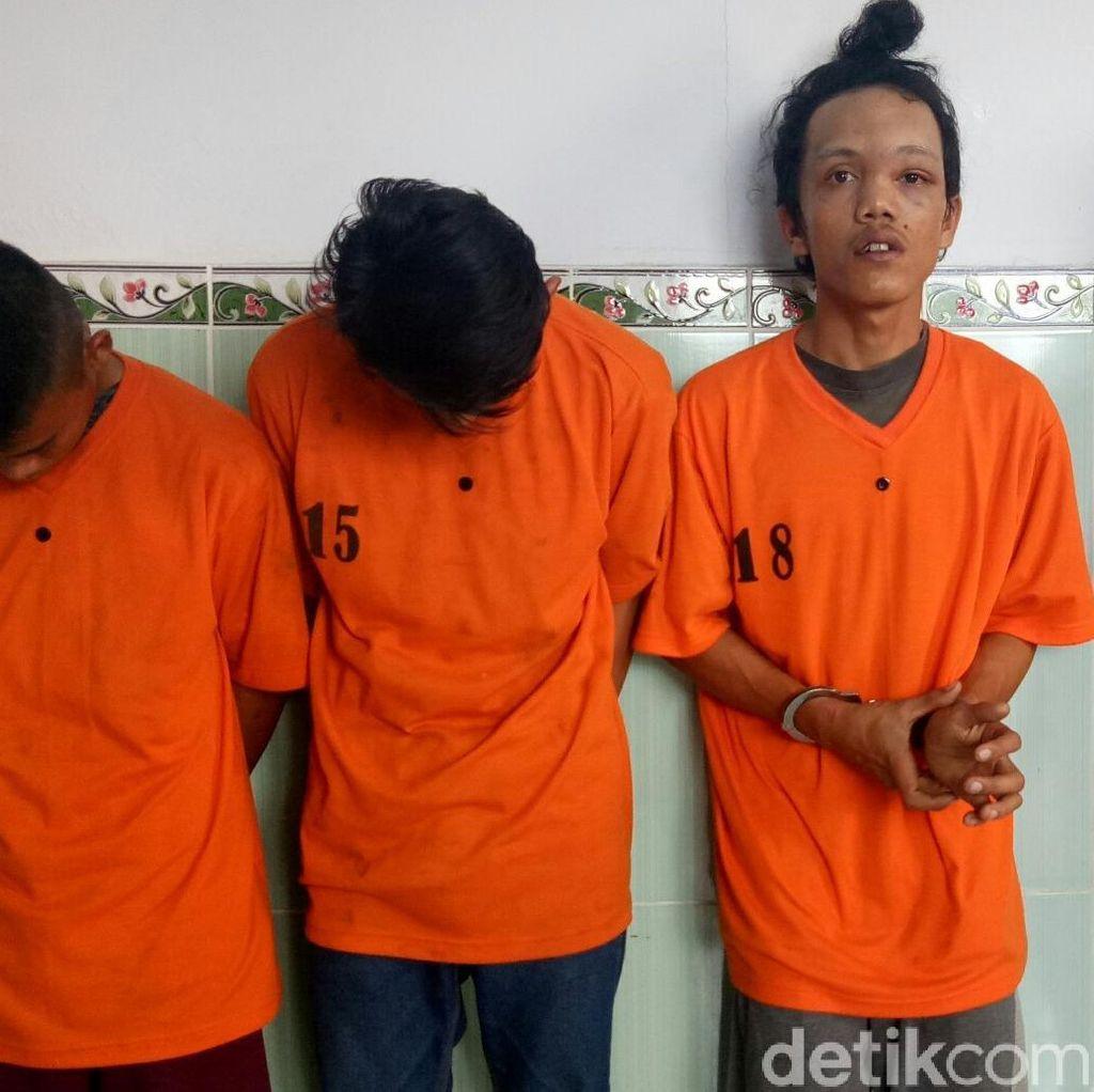 Polisi: Pelaku Bunuh hingga Bakar Inah karena Utang Sabu