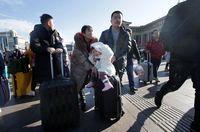 Wow, Pariwisata China Raup Rp 1.070 T Selama Libur Imlek