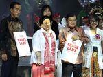 Jokowi ke Megawati: Selamat Ulang Tahun ke 70+1+1