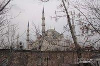 Hagia Sophia di Turki.