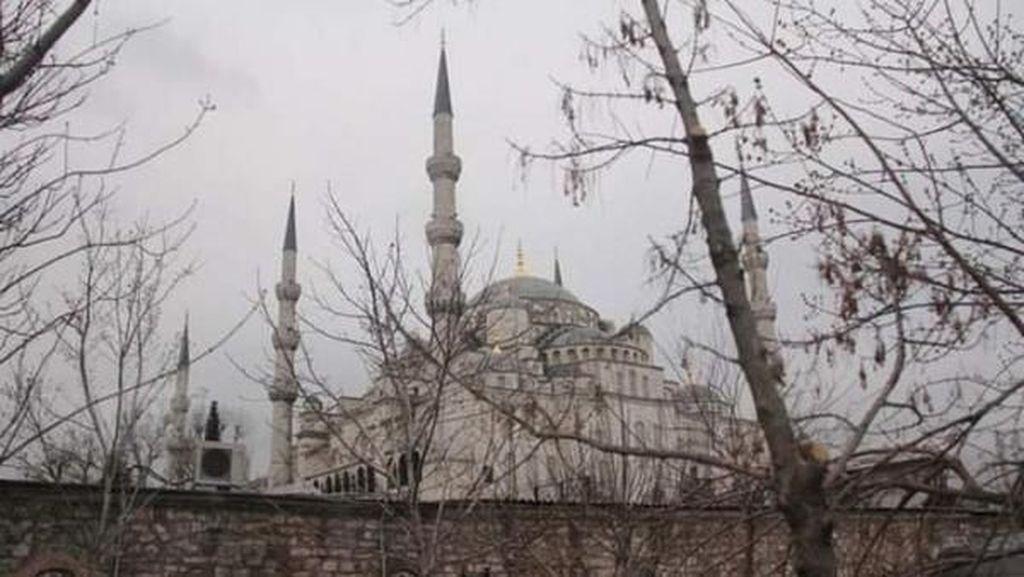 Cantiknya Turki Saat Musim Dingin