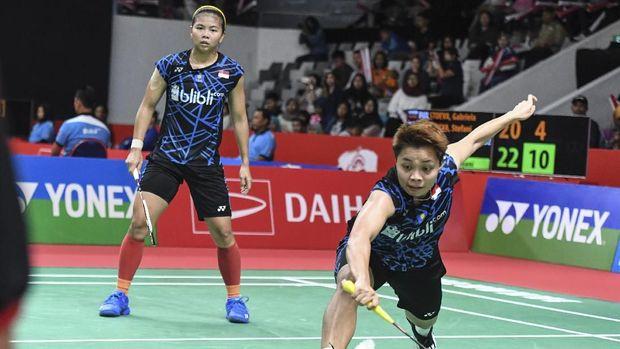 Lima Wakil Indonesia ke Semifinal India Terbuka 2019
