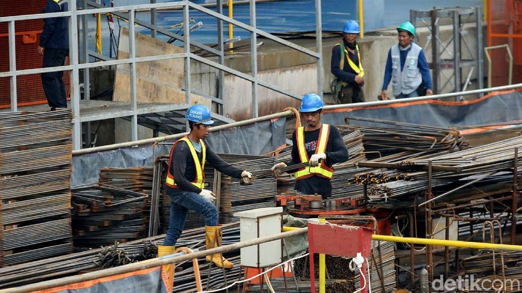 Darurat! 100 Ribu Buruh di Industri Baja RI Terancam PHK