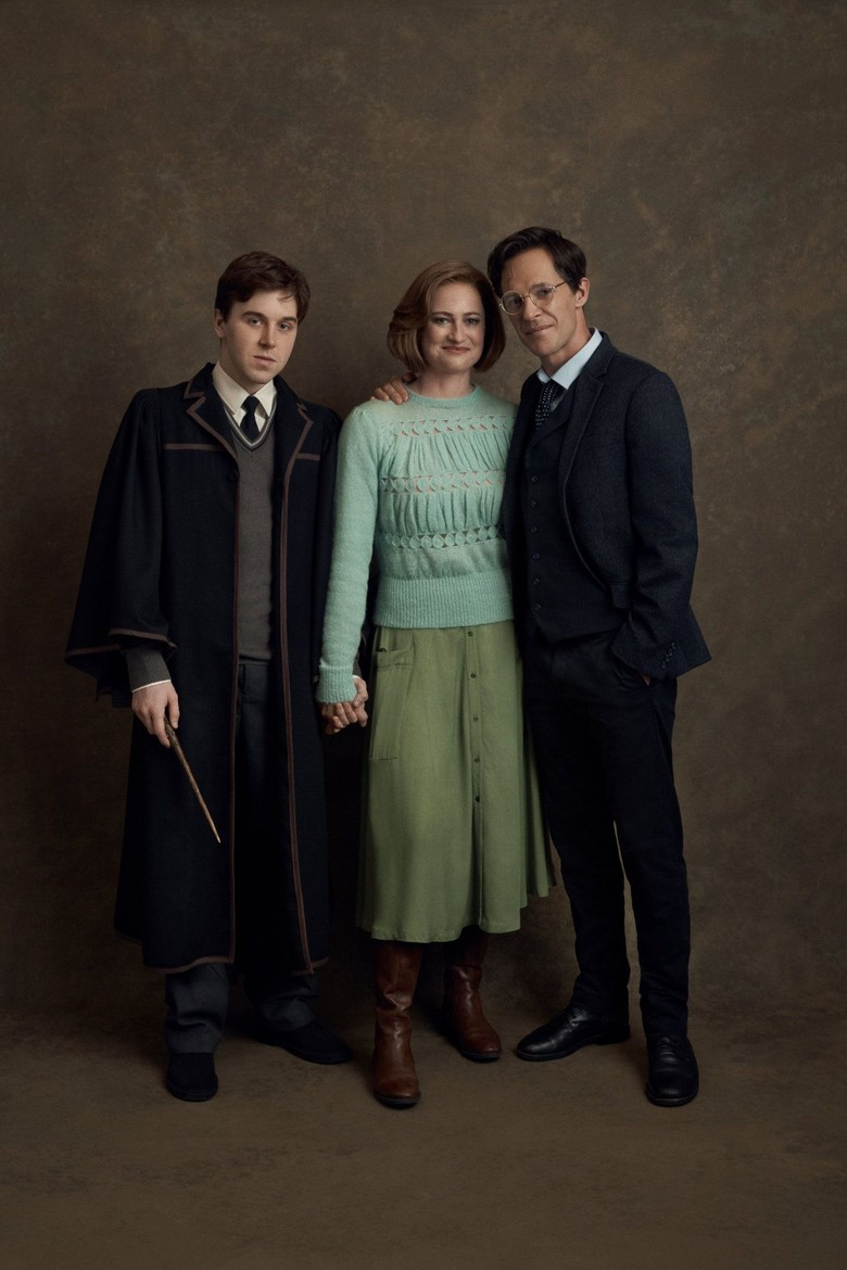 Ini Potret Pemain Harry Potter and the Cursed Child di Australia  Foto: Pottermore