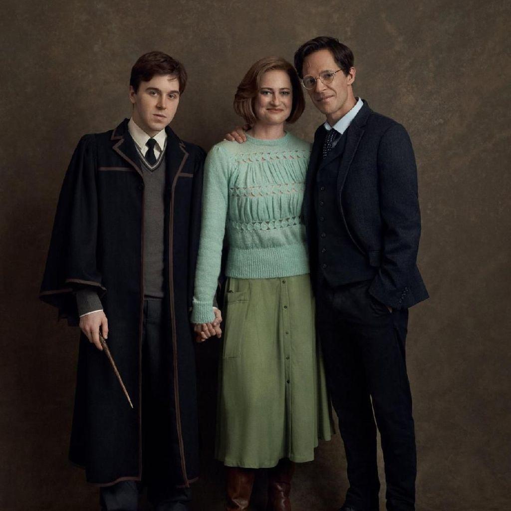 Ini Potret Pemain Harry Potter and the Cursed Child di Australia