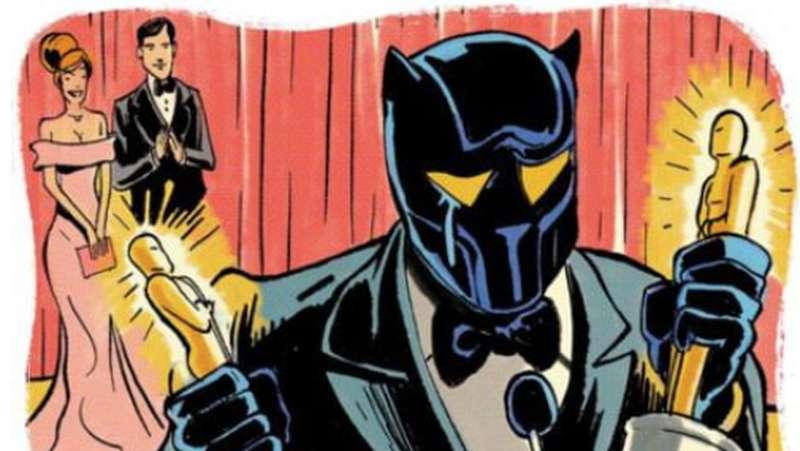 Meme Kontroversi Black Panther di Oscar 2019