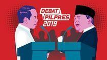 Lima Perbedaan di Debat Kedua