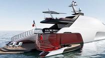 Kapal Yacht Super Mewah Dijual Rp 1,8 Triliun, Mau Beli?