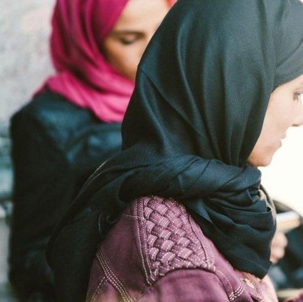 10 Years Challenge, Kontroversi Lepas Jilbab di Turki