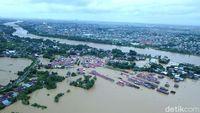 Banjir Besar Sulsel, 30 Orang Tewas dan 25 Masih Hilang