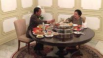 10 Momen Kulineran Megawati Bersama Jokowi Hingga Kader PDIP