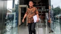 Gaya Ketua DPRD DKI Saat Lapor Kekayaan ke KPK