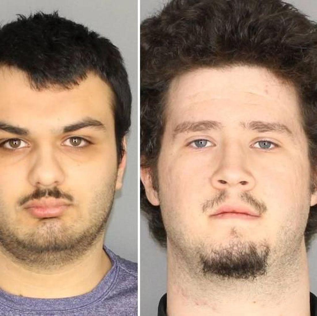 Berencana Serang Komunitas Muslim, 4 Orang Ditahan di AS