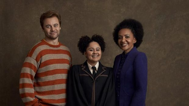 Ini Potret Pemain 'Harry Potter and the Cursed Child' di Australia