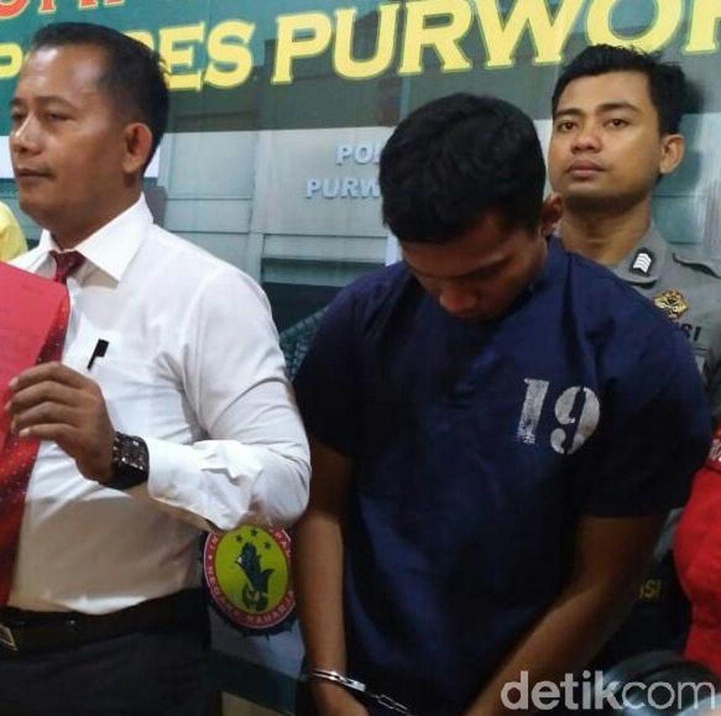 TNI Gadungan di Purworejo, Peras dan Sebar Gambar Porno Korban