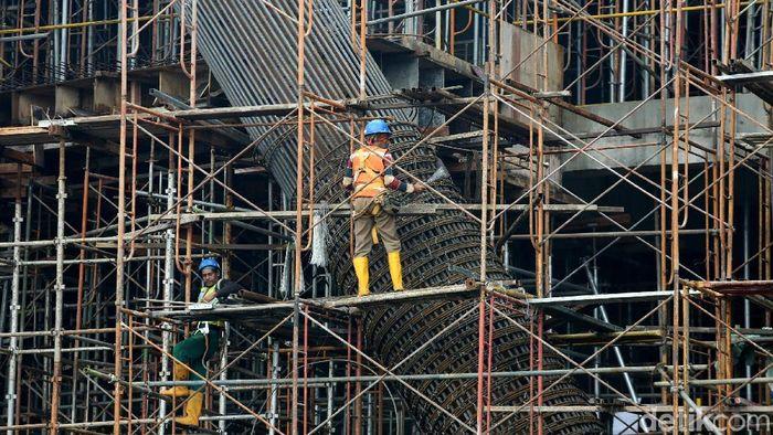 Ilustrasi Pembangunan Infrastruktur (Foto: Agung Pambudhy)