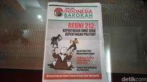 Tim Prabowo Jateng: Tabloid Indonesia Barokah Wujud Kepanikan