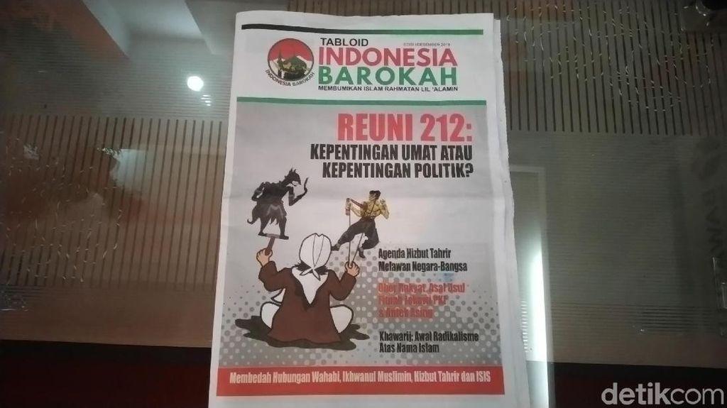 Bawaslu Magelang Lacak Sebaran Tabloid Indonesia Barokah