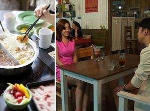 Ajak Patungan Makan Saat Kencan, Pria Ini Diguyur Teh oleh Teman Wanitanya