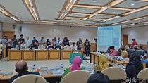 DPR-Pemerintah Raker Perkembangan Penanganan Bencana