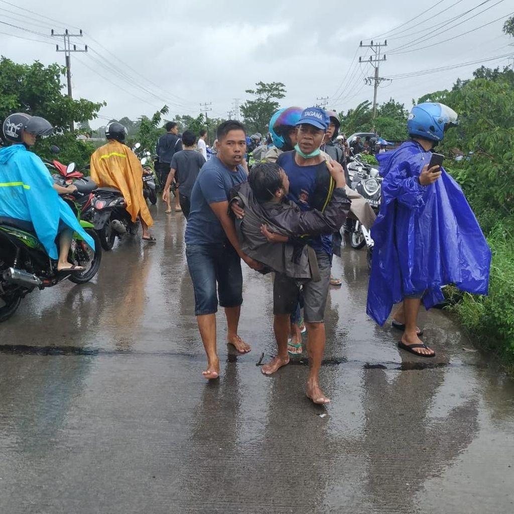 Titik Banjir Terparah Sulsel di Gowa dan Makassar