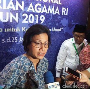 Sri Mulyani Minta Bantuan Kemenag Jelaskan Utang Pemerintah