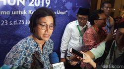 Sri Mulyani Mulai Bahas Anggaran Pindah Ibu Kota