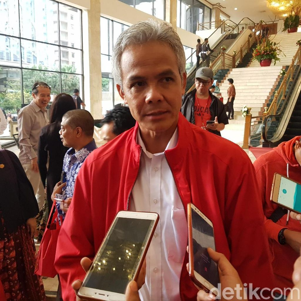 Harapan Ganjar Ahok Gabung Gerbong Jokowi-Maruf Pasca Bebas