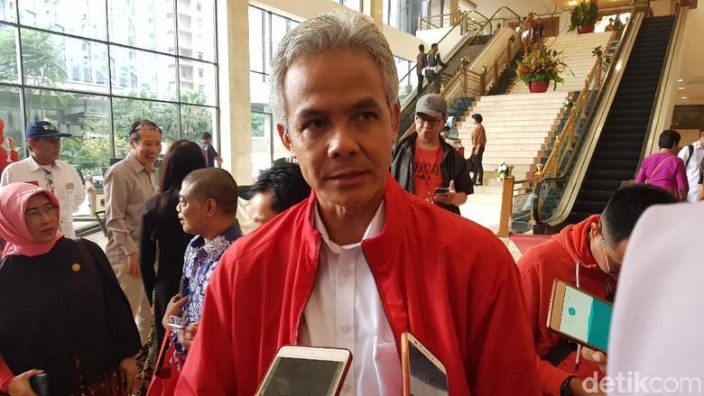 Dipanggil Bawaslu Soal Deklarasi Jokowi, Ganjar Mengaku Siap