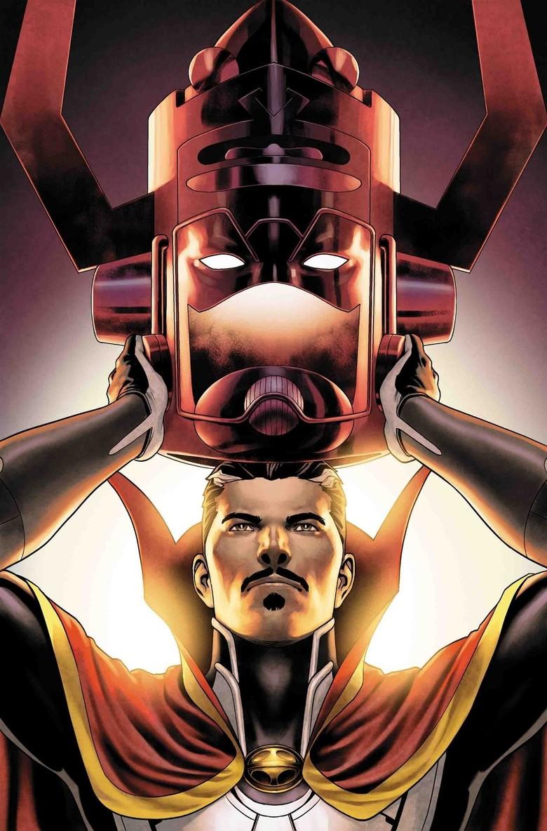 Bocoran Marvel Comics, Doctor Strange Jadi Galactus Foto: Marvel Comics