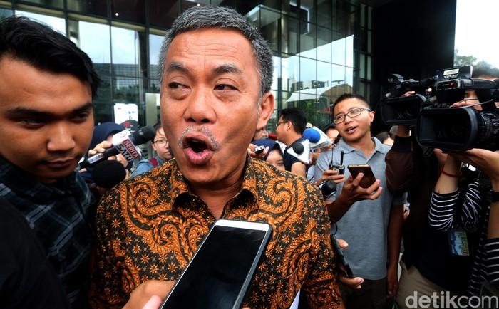 Ketua DPRD DKI Prasetio Edi Marsudi (Ari Saputra/detikcom)