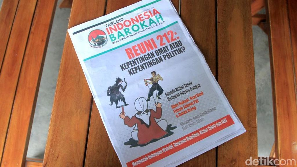 Obor Rakyat Padam, Indonesia Barokah Terbit
