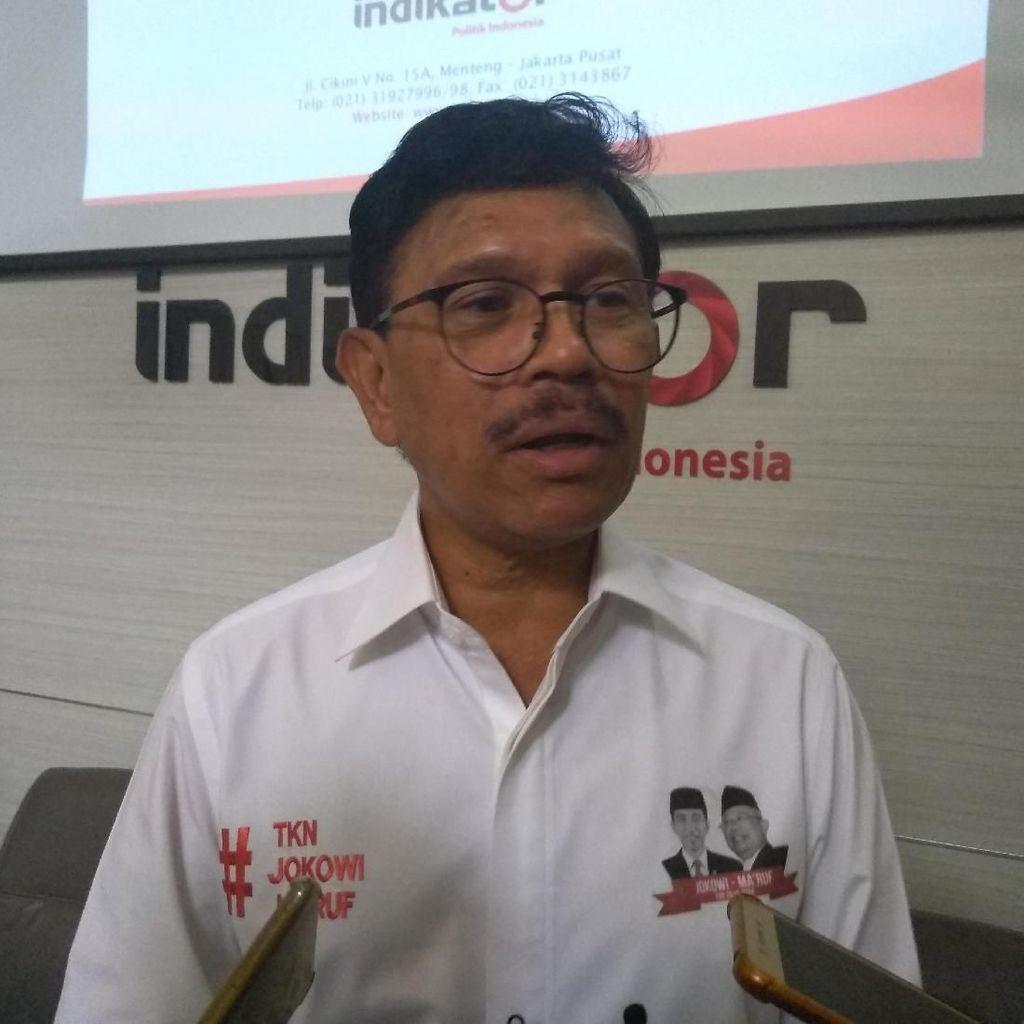 TKN Respons Saksi Prabowo Soal Kecurangan Bagian Demokrasi: Tafsir Salah!