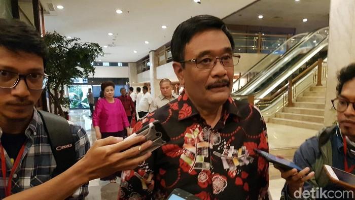 Djarot Saiful Hidayat (Foto: Indra Komara-detikcom)