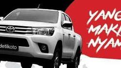 Review Dobel Kabin Andalan Toyota