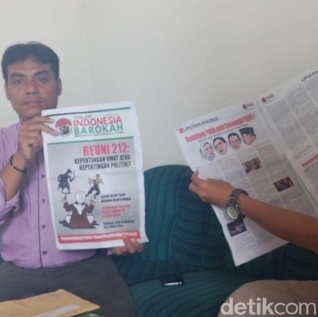 Bawaslu: Tabloid Indonesia Barokah Dikirim dari Jakarta Selatan