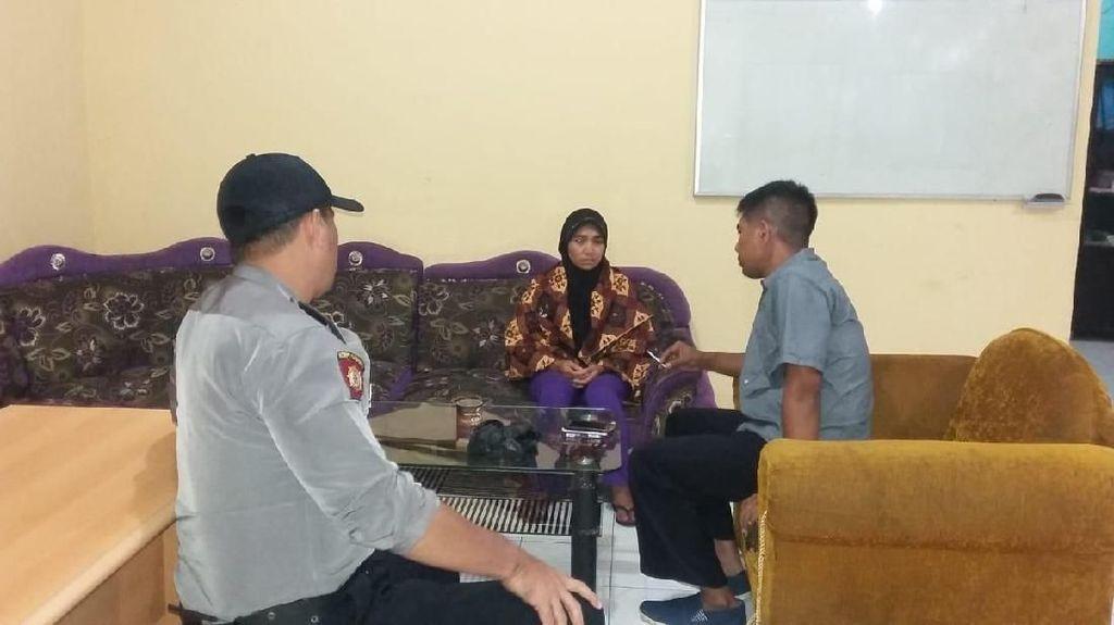 Sadis, Ibu Tega Gorok Bayinya di Lombok Timur