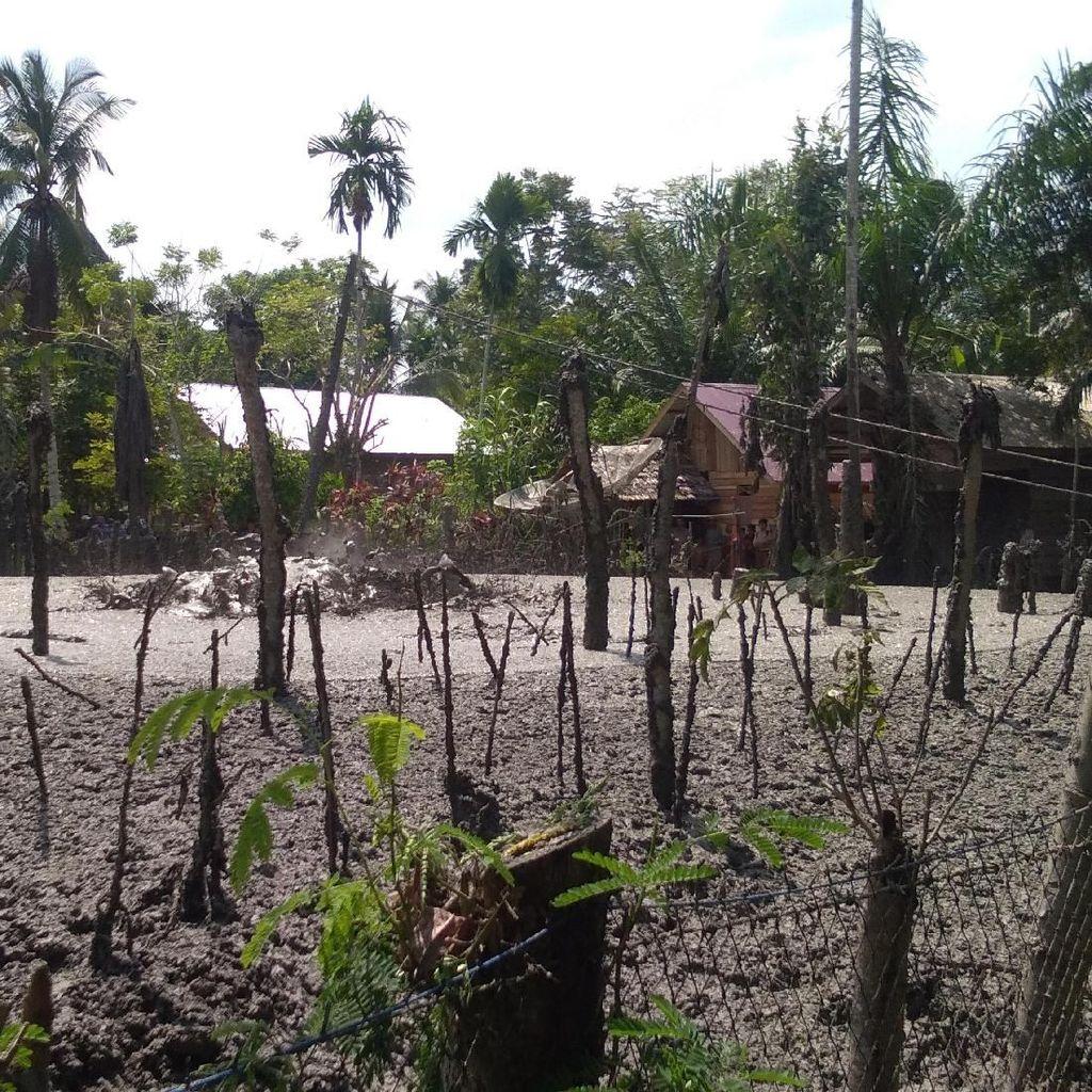 Semburan Lumpur di Aceh Utara, Warga Tak Berani Pulang ke Rumah
