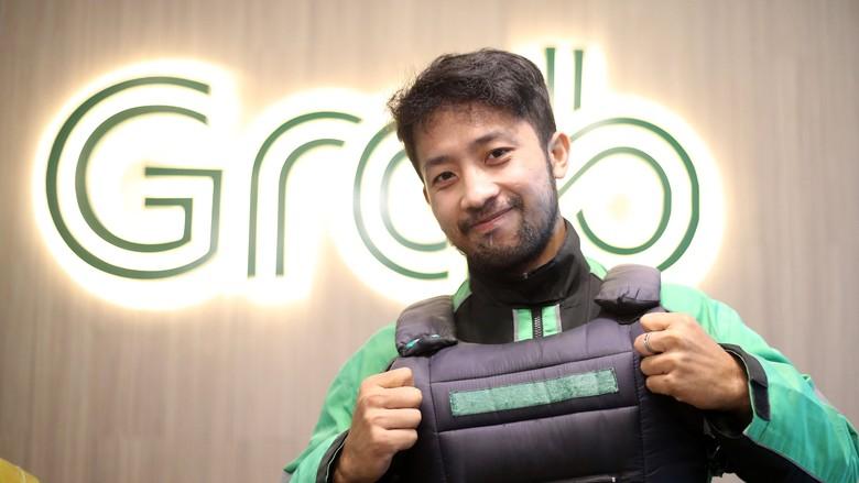 Driver Grabbike Moh Hakiki / Foto: Dok Grab