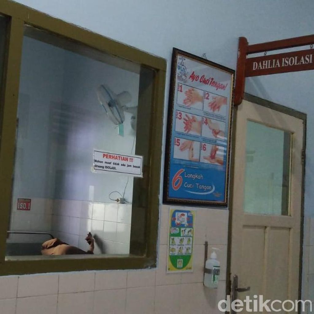 RSUD Trenggalek Rawat Pasien Suspek Difteri