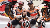 Marquez: Dream Team? Yang Penting Gelar Juara