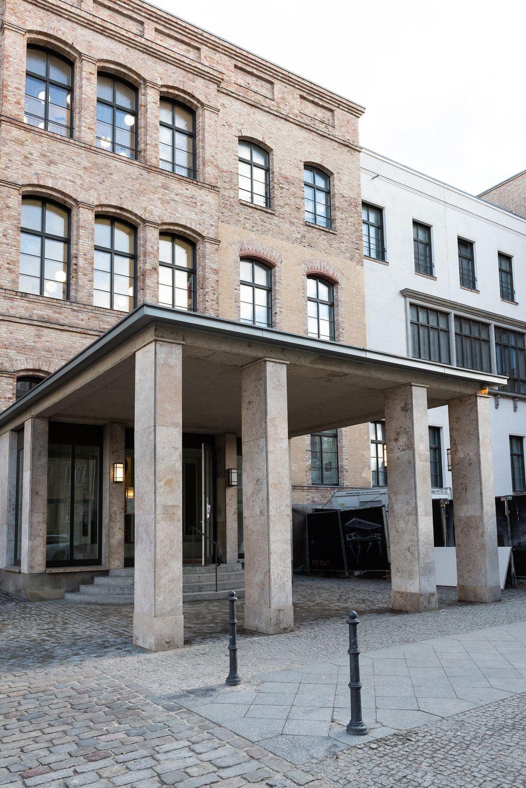 Kantor baru ini terletak di Museum Island, Berlin, yang memiliki luas 8.500 meter persegi. (Foto: Google)