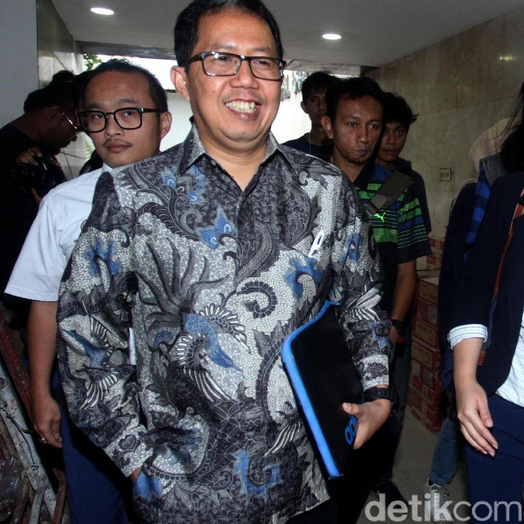 Joko Driyono Tersangka, Anggota DPR Minta Polri Usut Mafia Judi Bola
