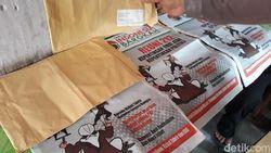 Seribu Eksemplar Tabloid Indonesia Barokah Banjiri Banten