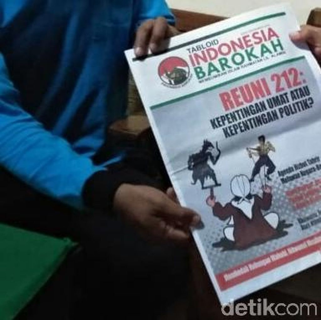Respon Takmir Masjid di Kebumen Saat Terima Indonesia Barokah
