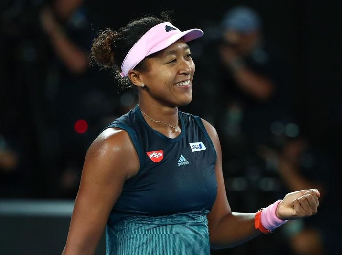 Naomi Osaka akan menghadapi Petra Kvitova di final Australia Terbuka 2019. Foto: Michael Steele/Getty Images