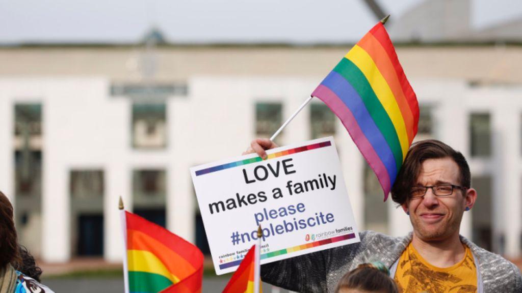 Survei Pernikahan Sesama Jenis Pengaruhi Kesehatan Mental Kaum LGBT
